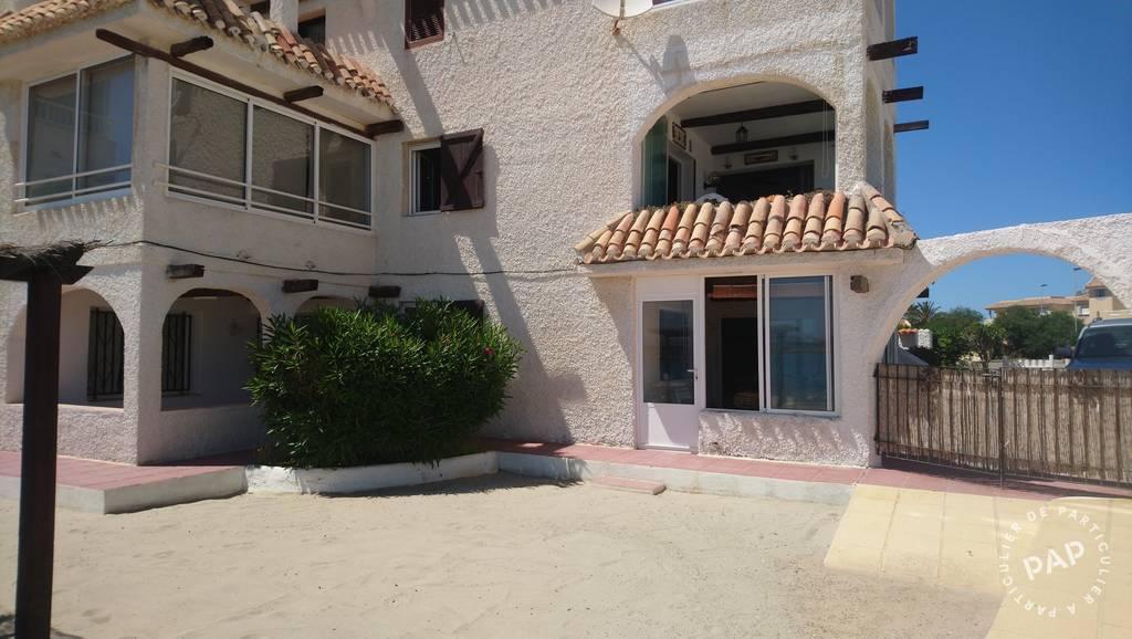 immobilier  La Manga Del Mar Menor Cartagène