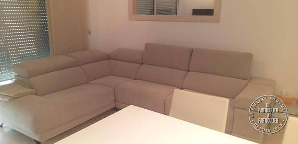 immobilier  Superbe Appartement 2 Chambres T