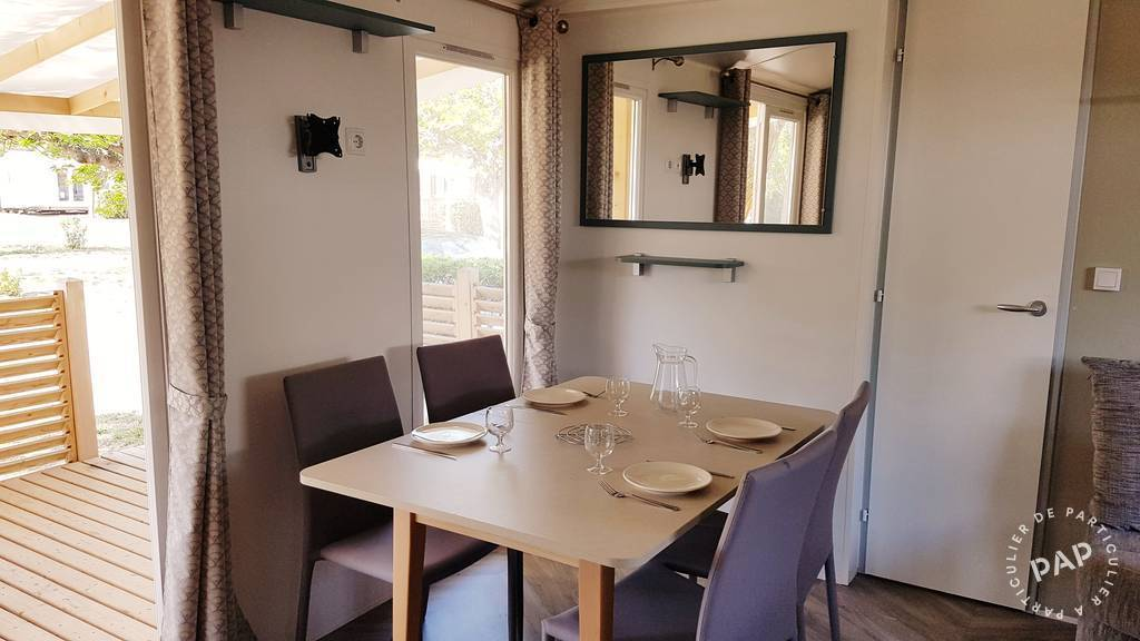 Mobil-home Narbonne-Plage