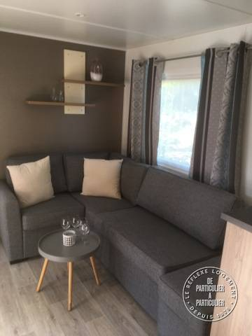 Mobil-home Saint-Augustin/mer