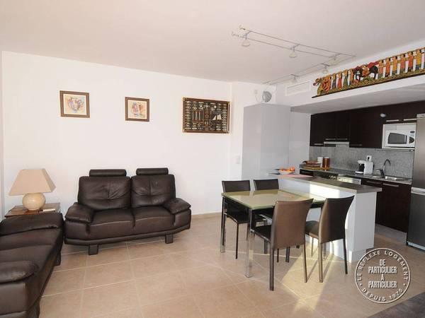 Appartement   Santa Margarita/Vue Mer