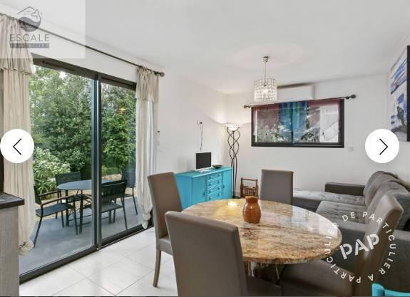 Immobilier Sete-Villeroy Rdc De Villa 5P