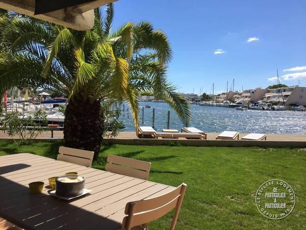 Port-camargue - dès 1.100euros par semaine - 8personnes