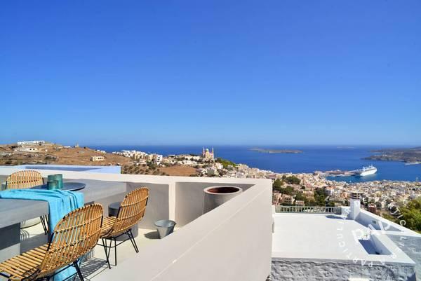 Syros (grèce) - dès 2.100euros par semaine - 6personnes