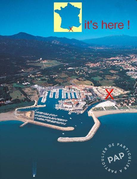 Argeles-sur-mer (66700) - dès 504euros par semaine - 6personnes