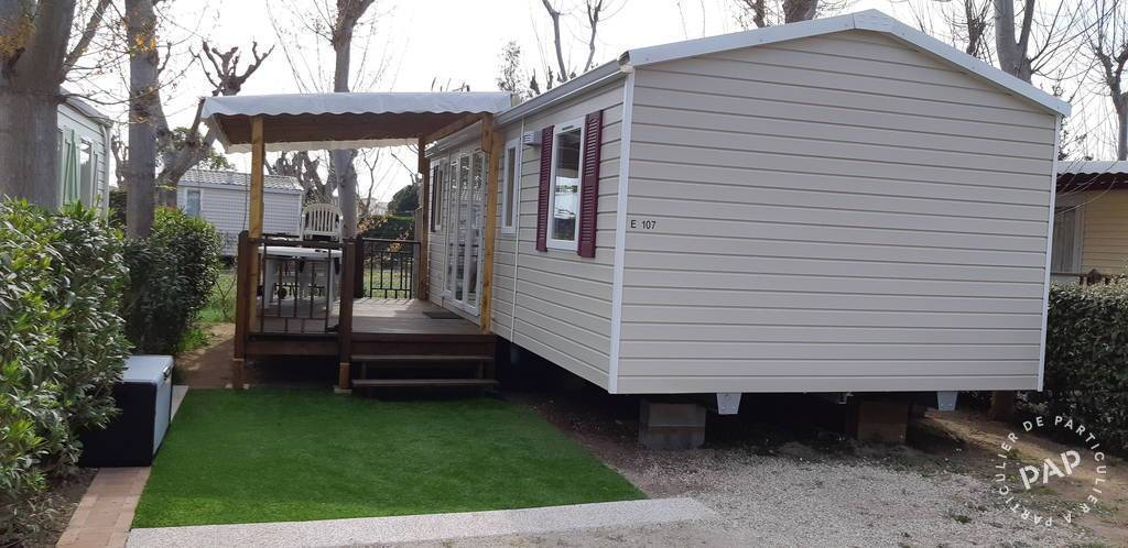 Mobil-home Valras-Plage (34350)