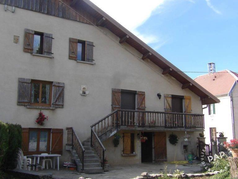Maison La Faviere (39250)