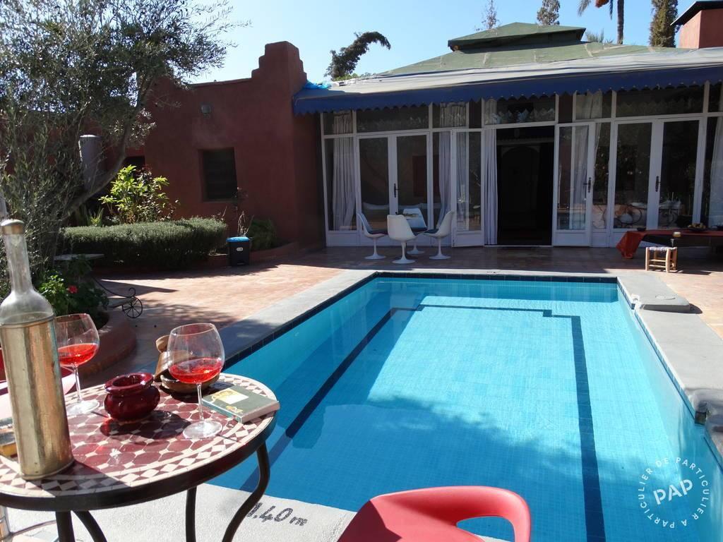 Marrakech - dès 500euros par semaine - 15personnes