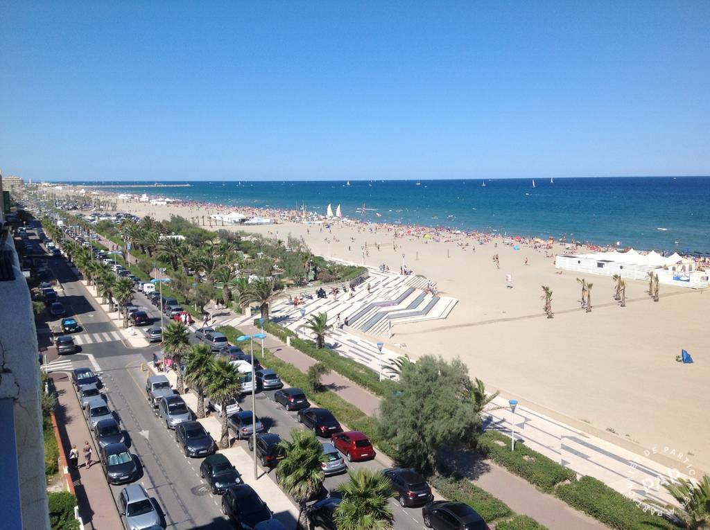 Appartement Canet