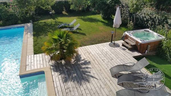 Maison Villa Avec Piscine