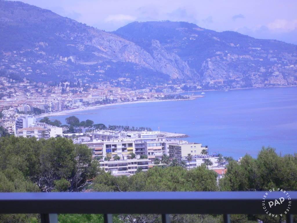 Appartement Roquebrune-Cap-Martin Face Mer