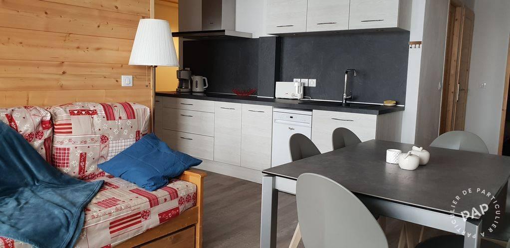 Appartement Mâcot-La-Plagne