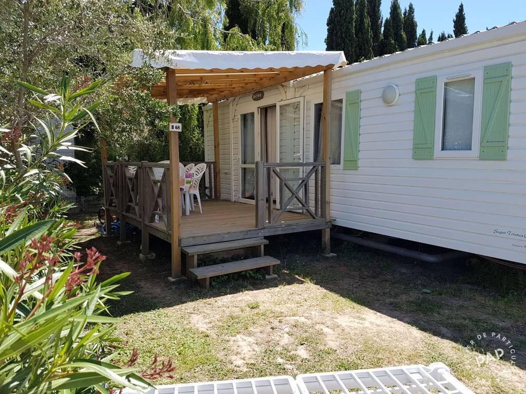 Mobil-home Argeles-Sur-Mer (66700)