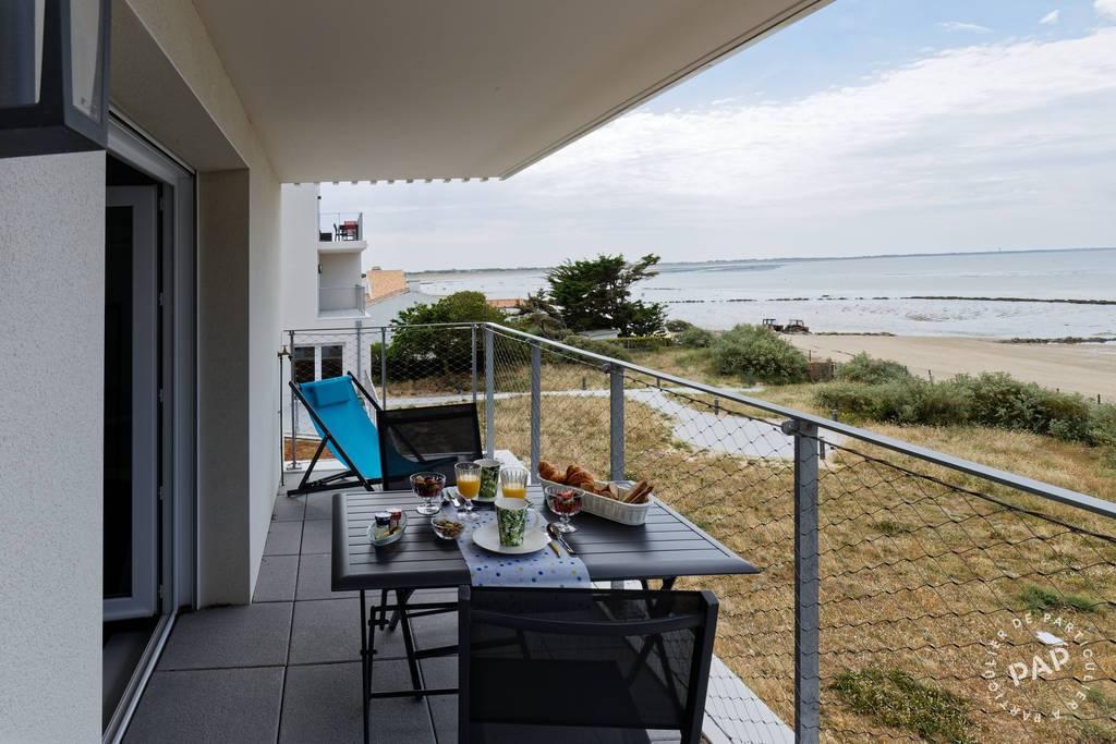 Appartement Face Plage Sur L'île De Noirmoutier