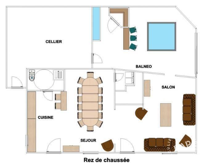 Gîte Cande-Sur-Beuvron (41120)