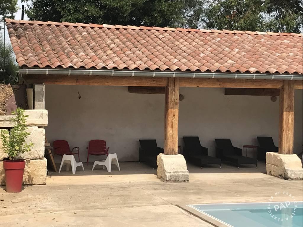 immobilier  Entre Arles,nîmes Et Avignon