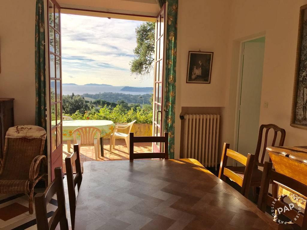 immobilier  La Croix-Valmer