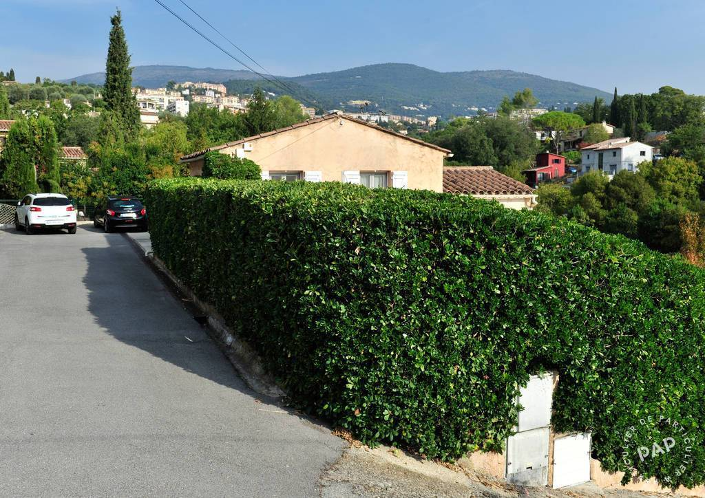 immobilier  Grasse (06)