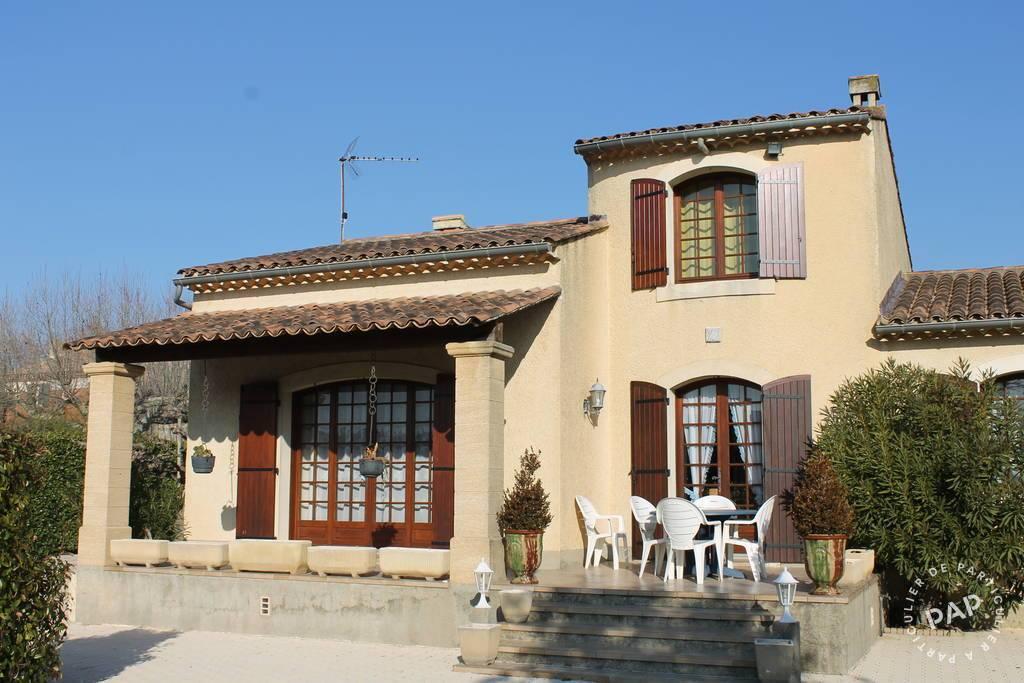 immobilier  Caumont-Sur-Durance (84510)