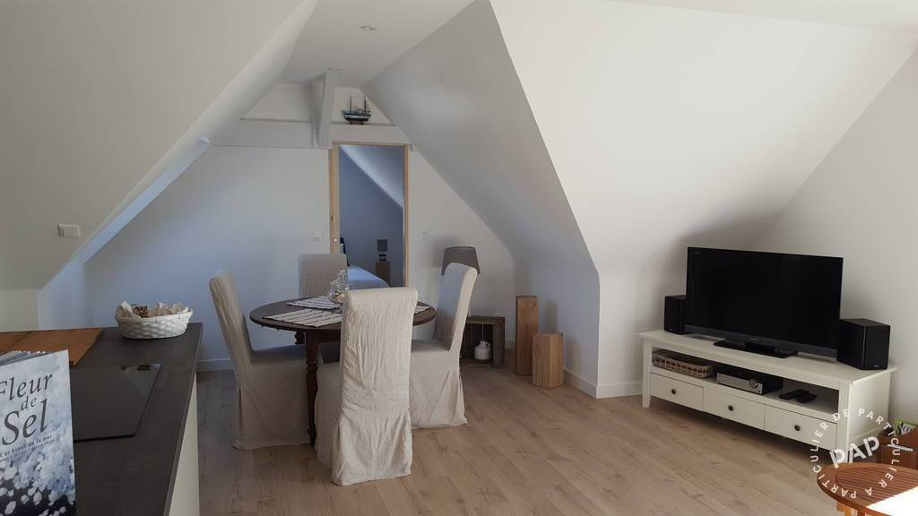 Location Appartement Le Croisic 44490 4 Personnes Dès 700