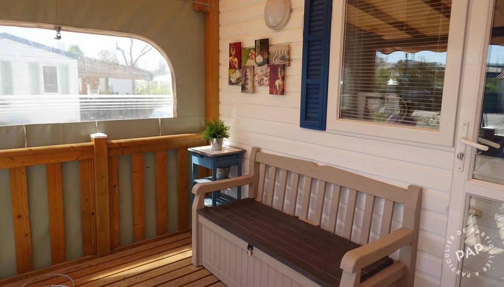 Mobil-home Hyeres (83400)