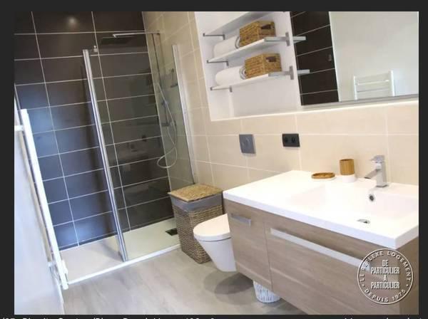 Appartement   Biarritz Centre /sur Grande Plag