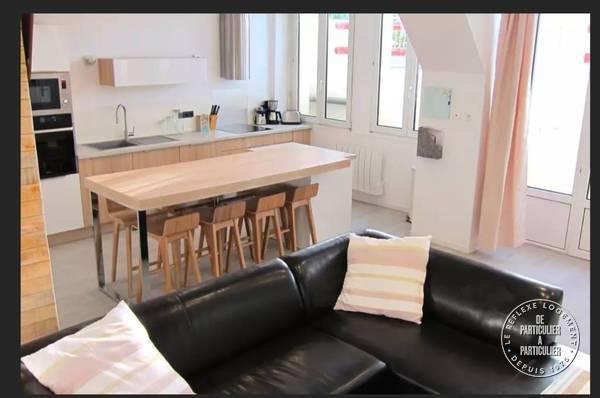 Immobilier Biarritz Centre /sur Grande Plag