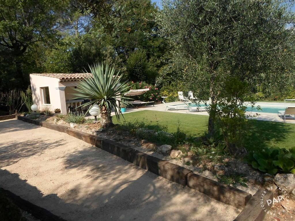 Immobilier Roquefort-Les-Pins (06330)