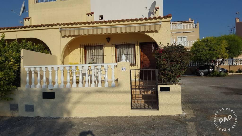 La Marina, 25 Km Sud D' Alicante