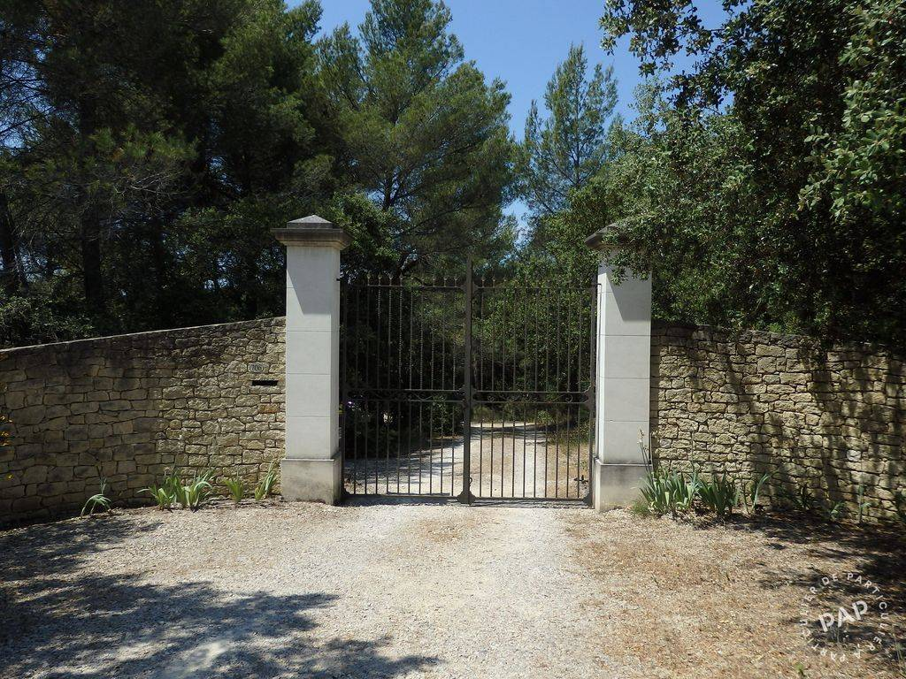 immobilier  Crillon-Le-Brave