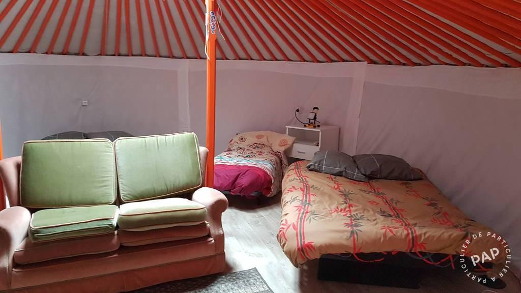 Location insolite   - Yourte Mongole Tout Confort