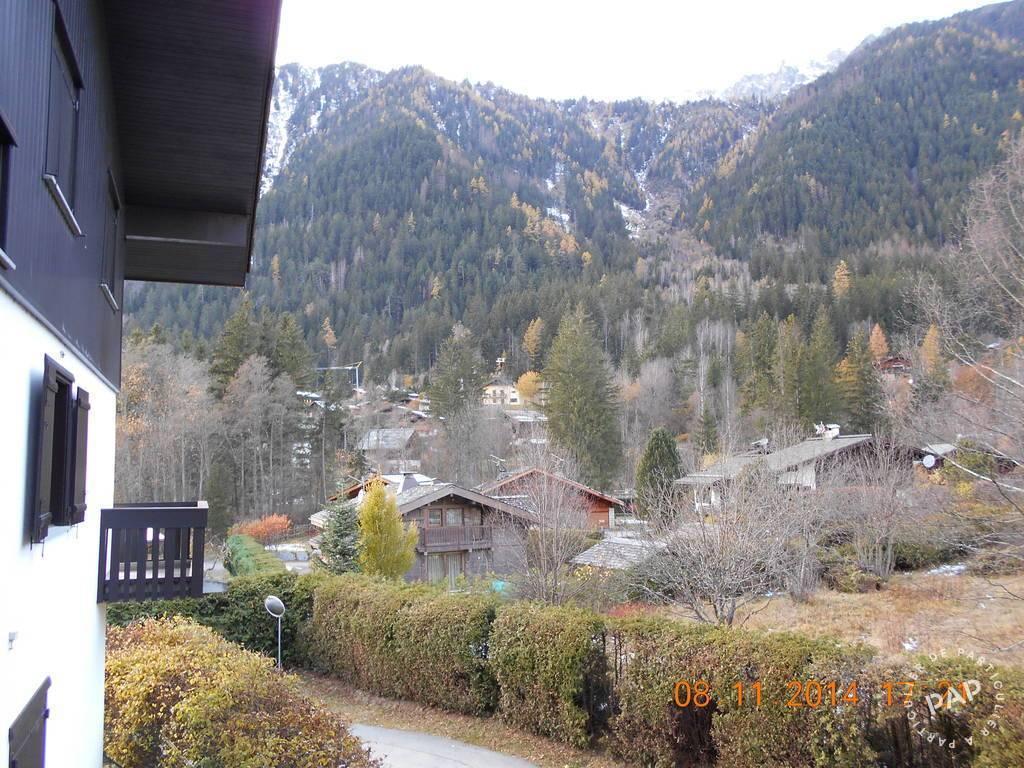 Immobilier Chamonix-Mont-Blanc (74400)