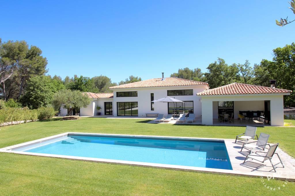 10Mn Aix-En-Provence - dès 3.800euros par semaine - 8personnes