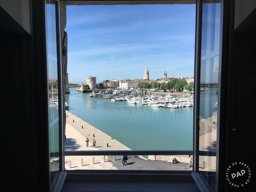La Rochelle - dès 400euros par semaine - 2personnes