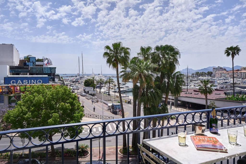 Cannes - dès 2.800euros par semaine - 6personnes