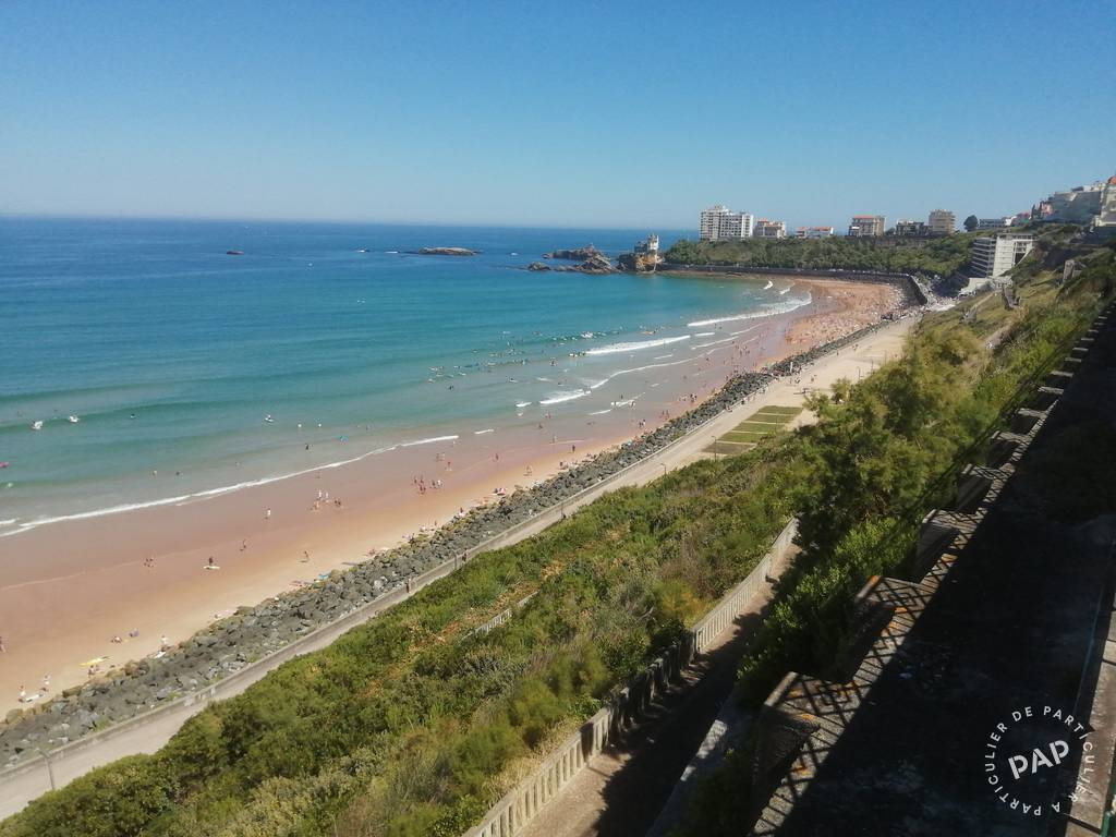 Biarritz (64200) - dès 590euros par semaine - 4personnes