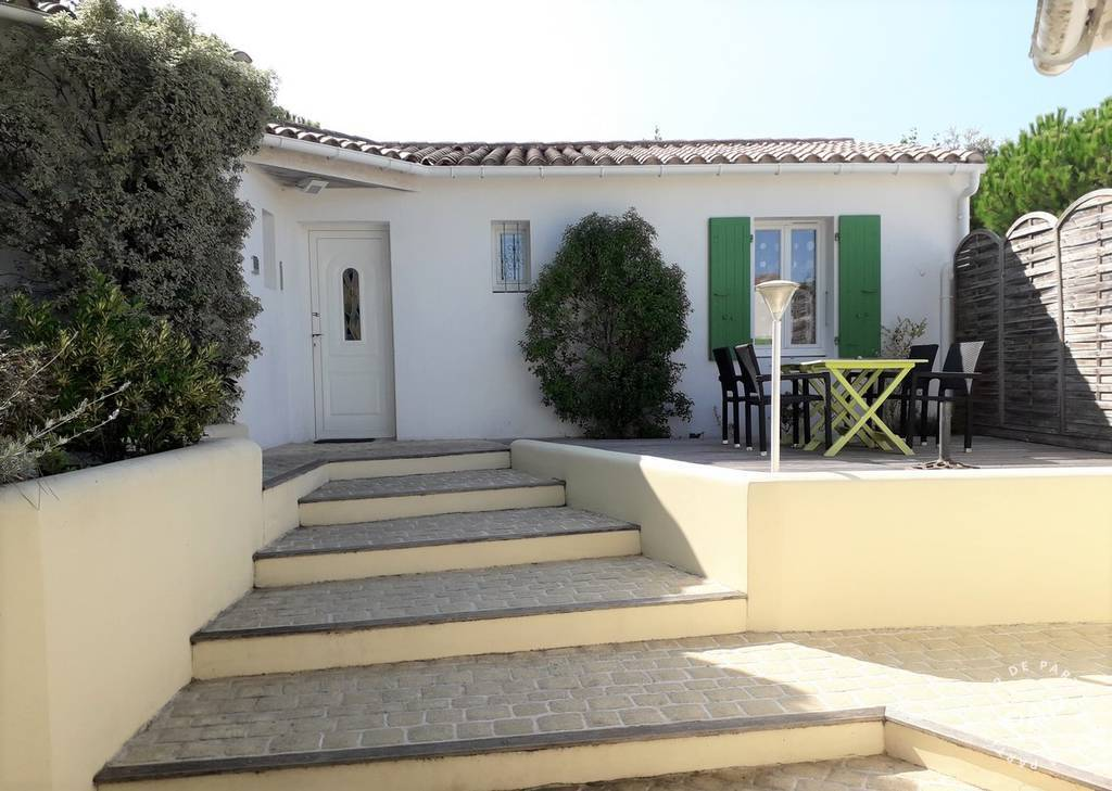 immobilier  Le Bois-Plage-En-Ré