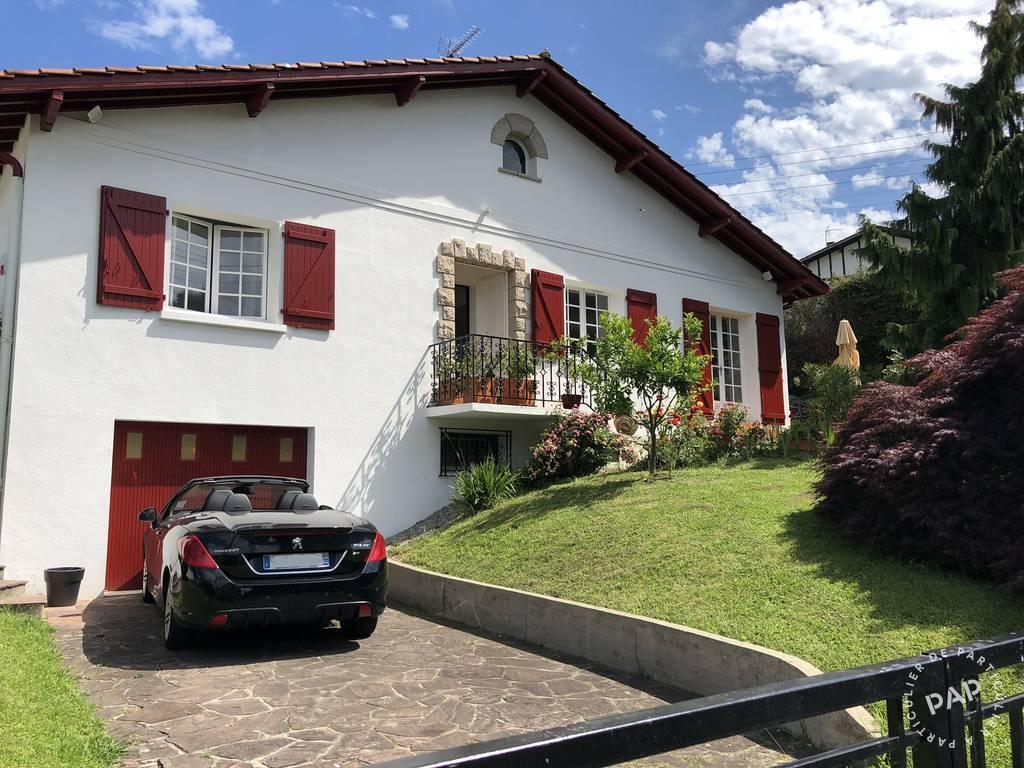 immobilier  Urrugne (64122)
