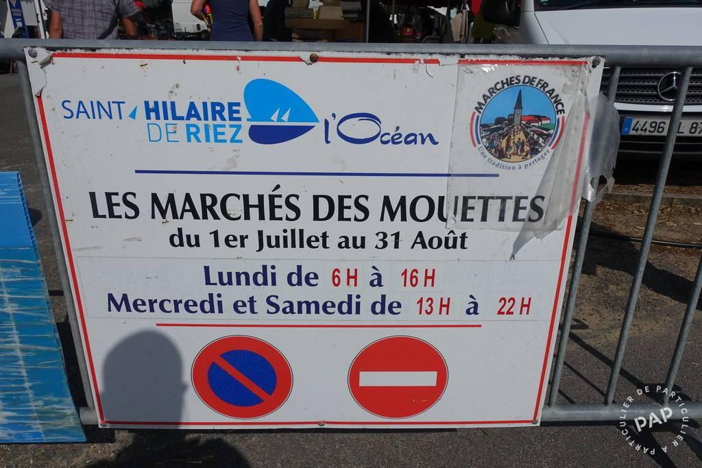 Mobil-home   Saint-Hilaire-De-Riez (85270)
