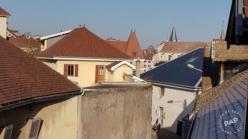 Immobilier Annecy (74000)