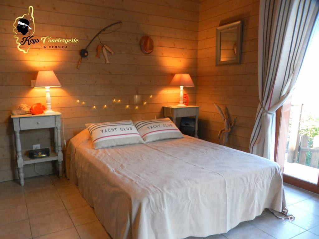 Maison En Bois, Vue Baie De Porto-Vecchio