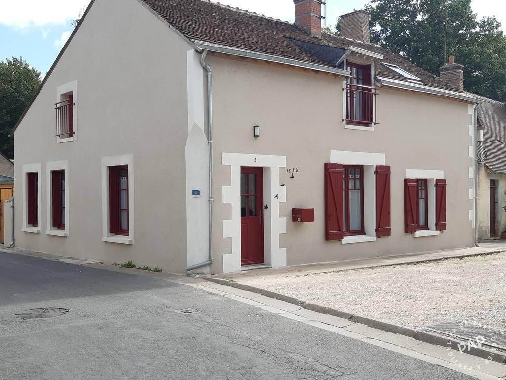 Gîte Fougères-Sur-Bièvre (41120)