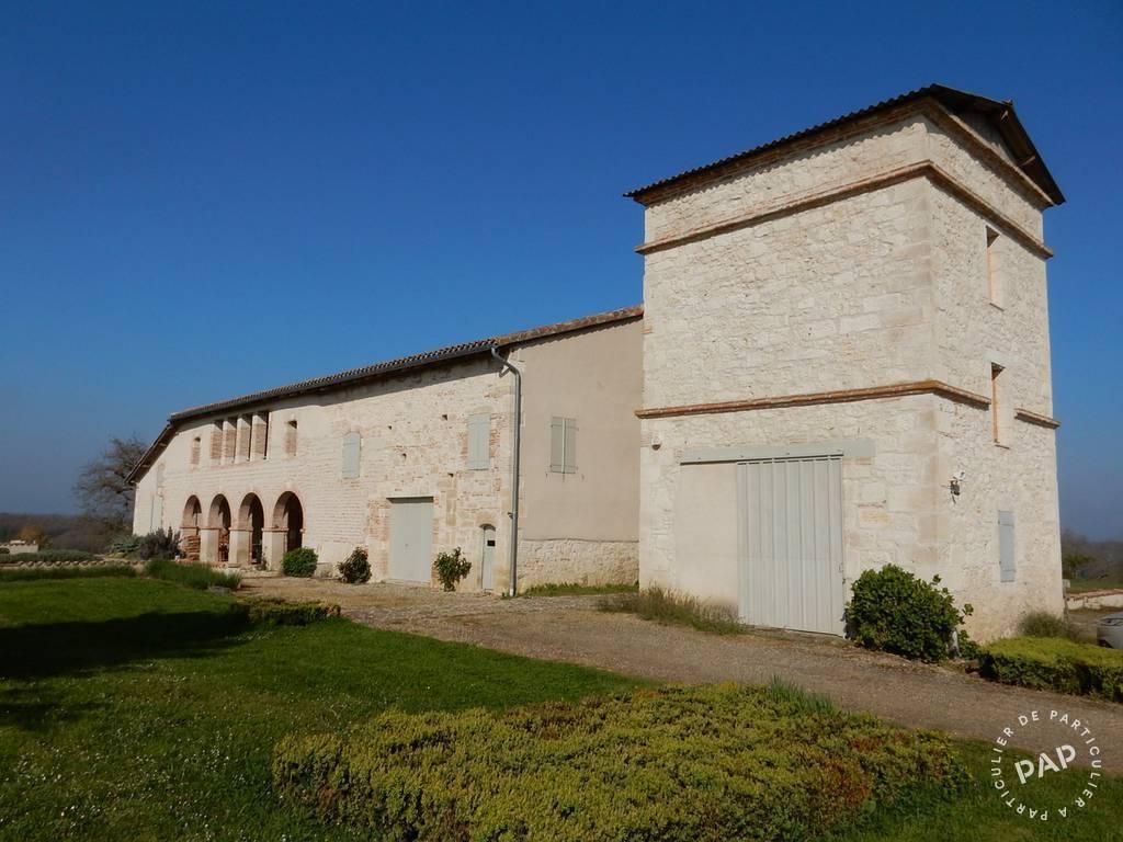Gîte Angeville (82210)