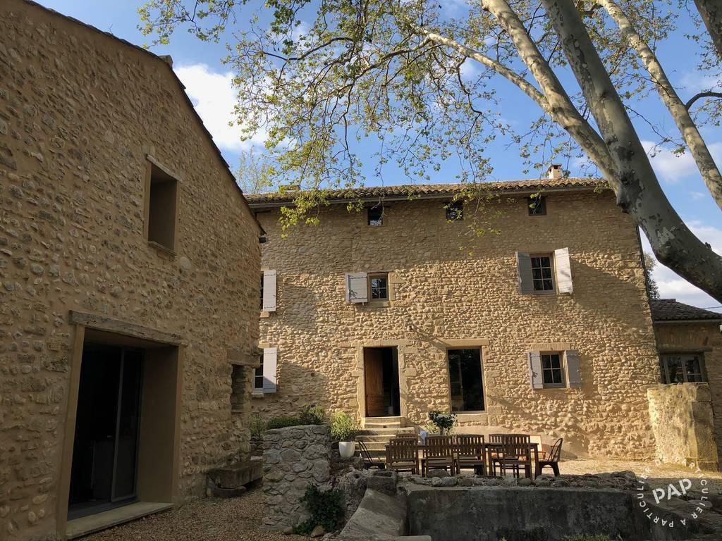 Maison Entrechaux (84340)