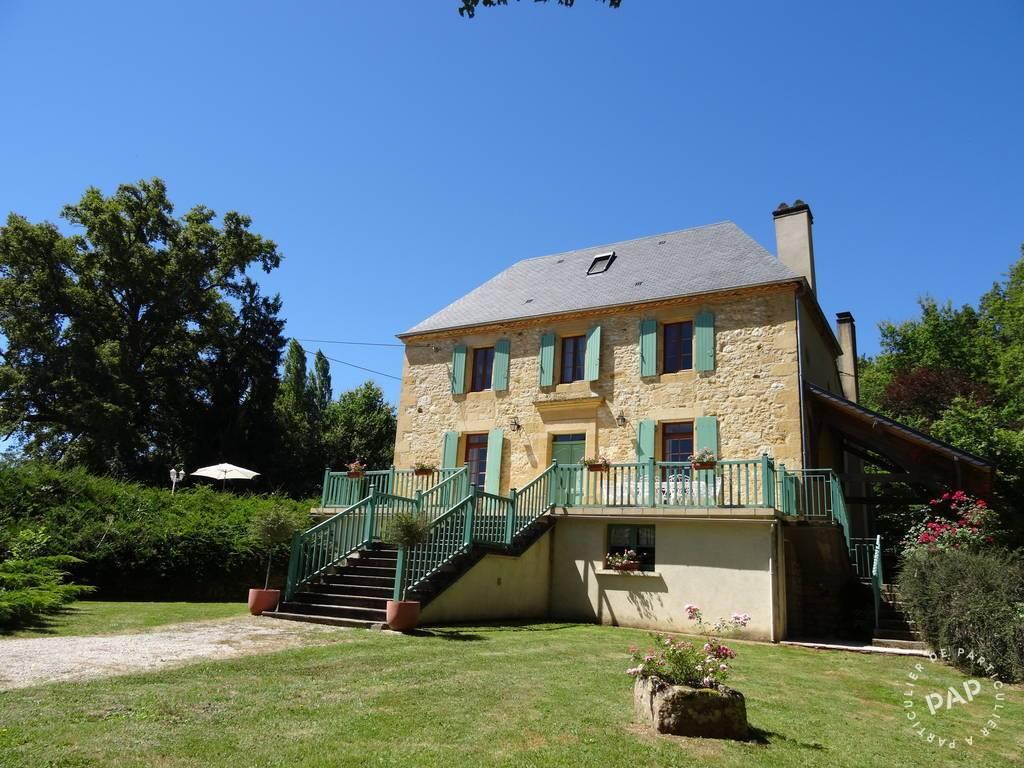 Maison Gourdon (46300)