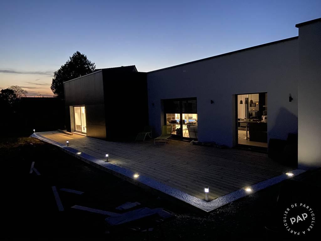 Maison Isigny-Le-Buat (50540)