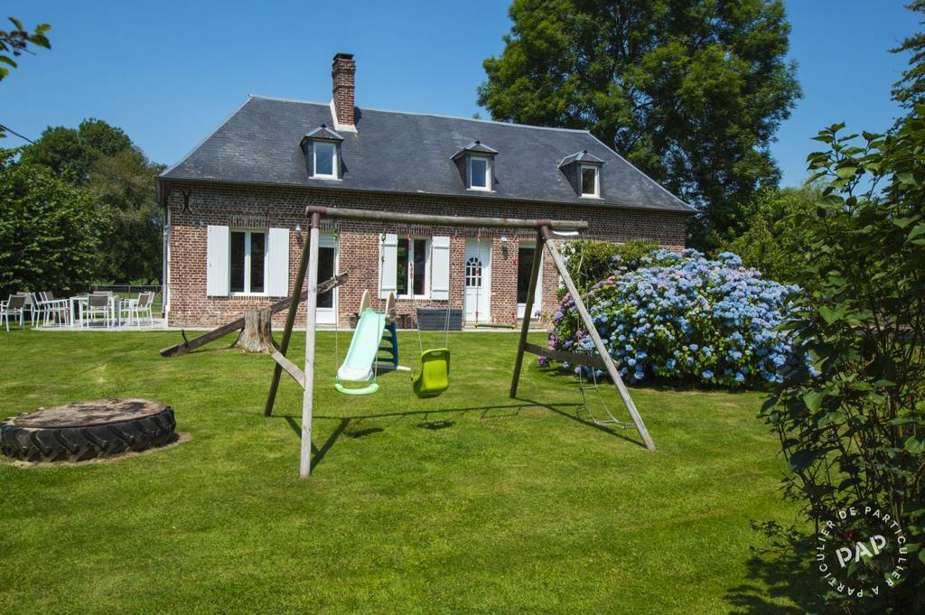 Gîte Avec Parc Animalier Sur Propriété À Côté Honfleur, Pont L'evêque Deauville Le Havre