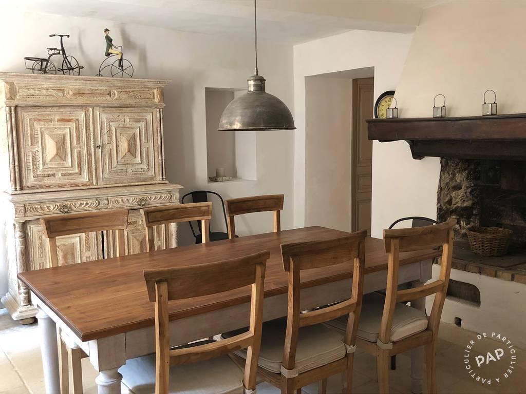 immobilier  Entrechaux (84340)