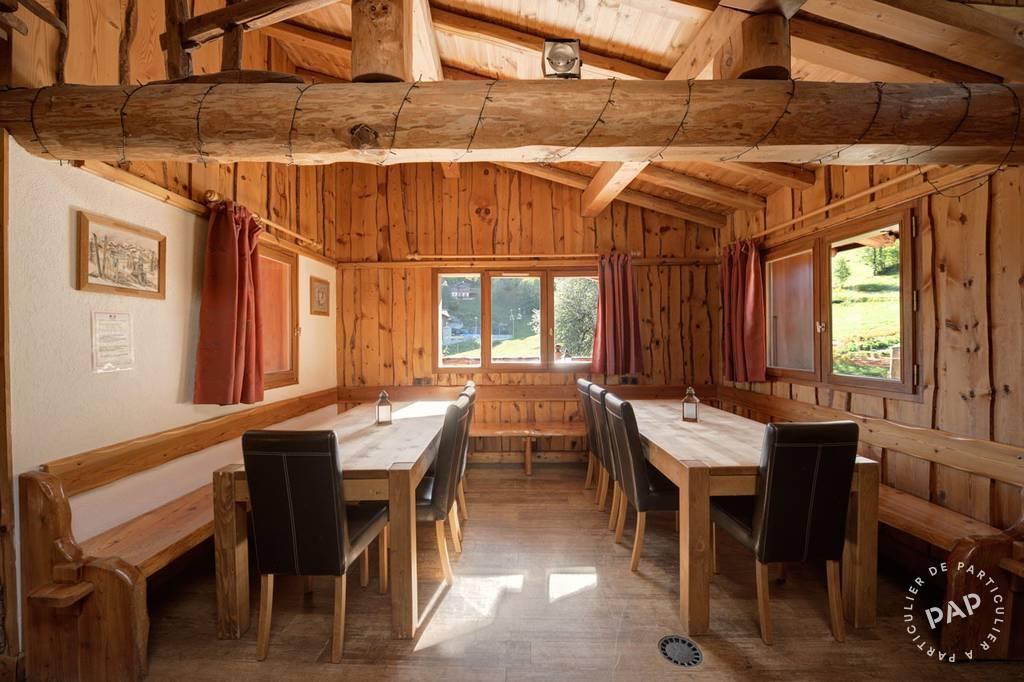 immobilier  Les Coches-La Plagne