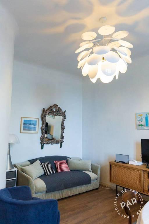 immobilier  Biarritz - Plage Port Vieux